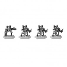 Alpha Squad pewter minis (Add-On)
