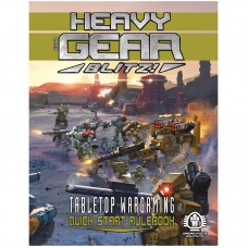 Heavy Gear Blitz - Quick Start Rulebook 2018 Edition (Add-On)
